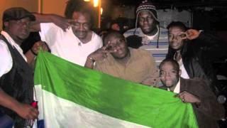 (Sierra Leone Music) Bajah + The Dry Eye Crew - Geh Geh (promo 2010)
