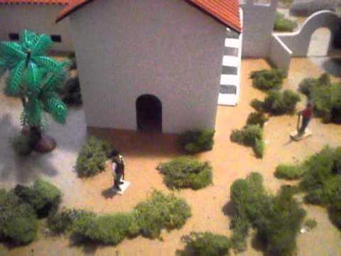 San Diego De Alcala Mission by SL