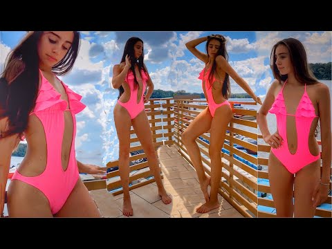 LOVELY PINK SWIMSUIT By Victoria's Secret