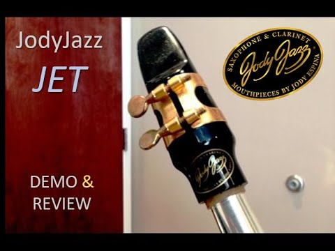 jodyjazz jet alto sax mouthpiece demo review youtube. Black Bedroom Furniture Sets. Home Design Ideas