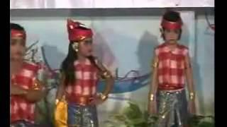 lagu anak indonesia peteng bulan
