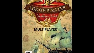 Age of pirates Caribbean Tales Multiplayer ENG