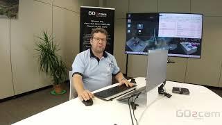 GO2cam - Einzelplatz Lizenzierung