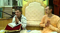 Бхагавад Гита 2.70 - Акрура прабху