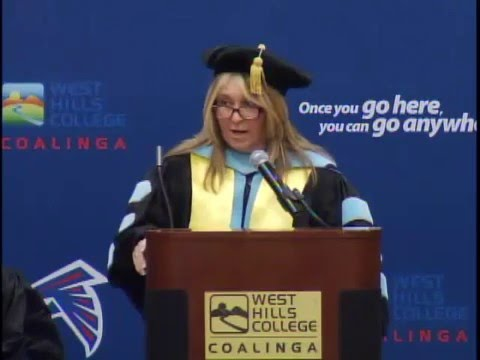 West Hills College Coalinga 2016 Graduation