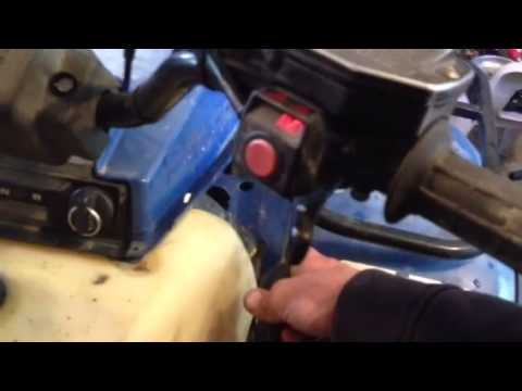 4x4 fix polaris magnum sportsman 4WD AWD fix - YouTube