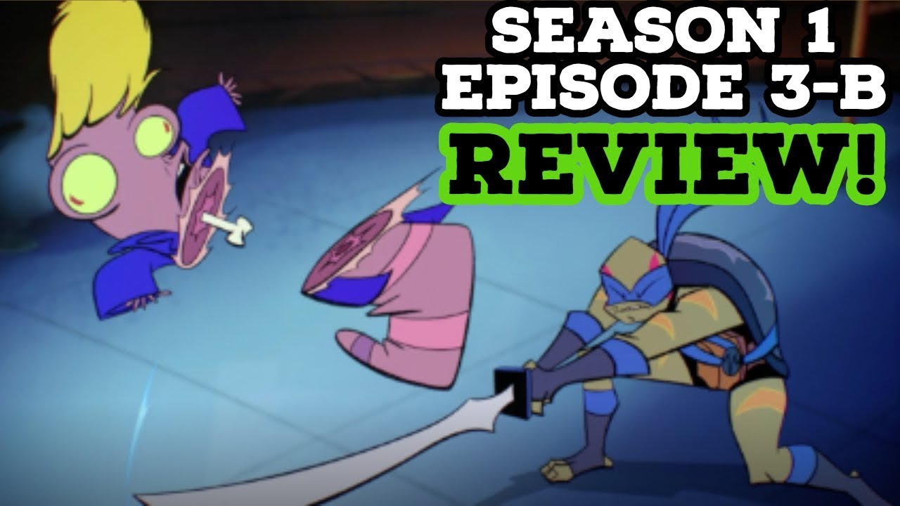 Rise of The TMNT | 'Newsworthy' Episode Review! [BREAKDOWN & REACTION]