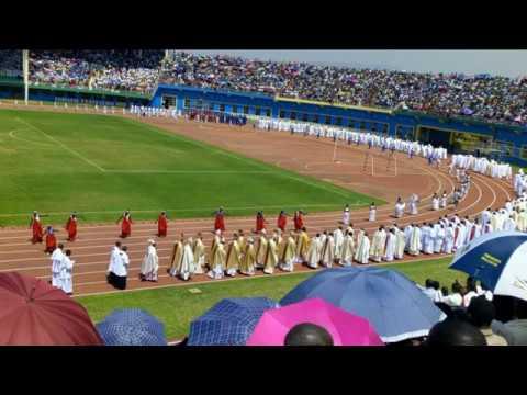 Twebwe twaremeye Nyagasani - Catholique Rwanda