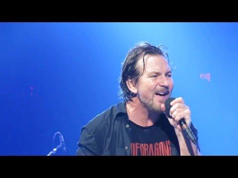 Pearl Jam 10-16-2014 Detroit Mi Full Show Multicam SBD Blu-Ray