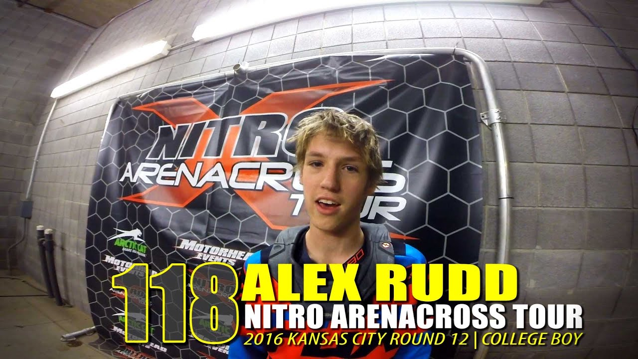 Arctic Cat Nitro Arenacross Tour