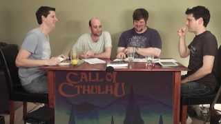 Call Of Cthulhu RPG - The Madness Within Part 1