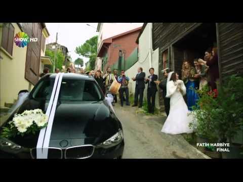 Fatih Harbiye 50. Bölüm Neriman & Macit Düğün Sahneleri ( 1 )