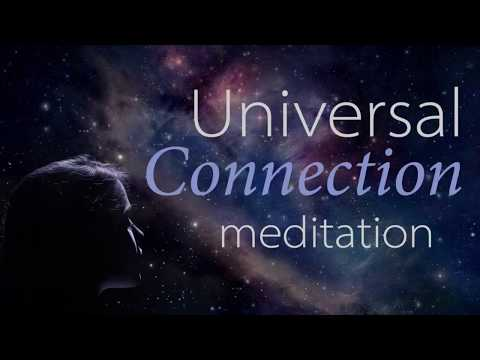 15 Minute Universal Connection Guided Meditation