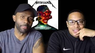 Metallica - Spit Out The Bone (REACTION!!!)