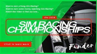 WIN CASH PRIZES SIM RACING ONLINE
