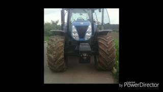 Слайд шоу трактори