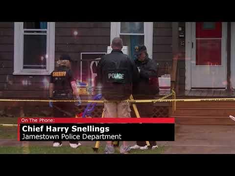 Major Crime Down In Jamestown