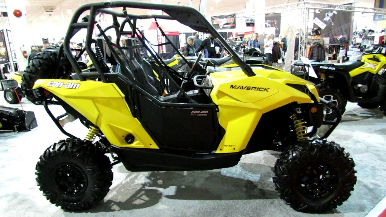 Side By Side Atv >> 2013 Can-am Maverick 1000R Sport Side by Side ATV - 2012 ...