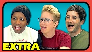 Youtubers React to Actual Cannibal Shia LaBeouf (EXTRAS #59)