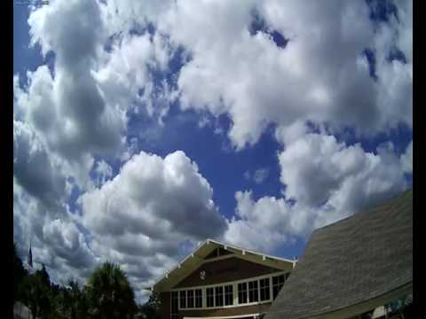 Cloud Camera 2016-09-27: Jacksonville Country Day School