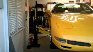MaxJax Use in Home Garage