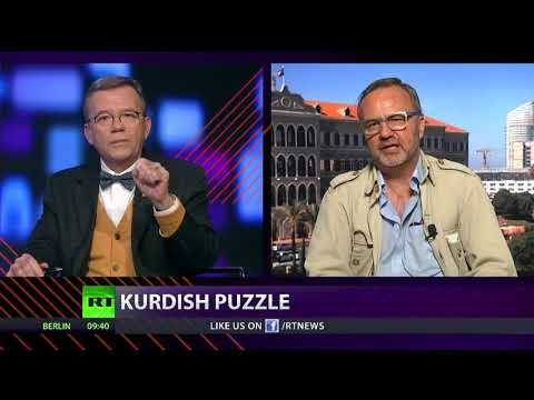 Kurdistan: Does it really deserve full independence from Iraq? Cross Talk on RT