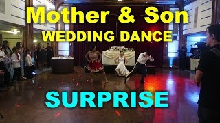 Download Best Mother Son Wedding Dance ever | Military Officer | History of dances 1990s to 2019