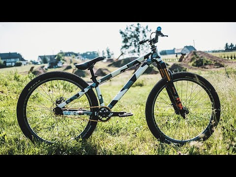 Custom Camo Dirt Jump Mountain Bike | ROSE BIKES The Bruce 3