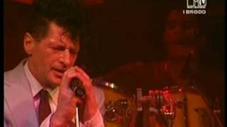 "Herman Brood & his Wild Romance:Never be clever"""" (Live Tilburg 1997)"