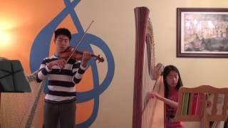 Por una Cabeza (Violin & Harp) by Carlos Gardel / John Williams
