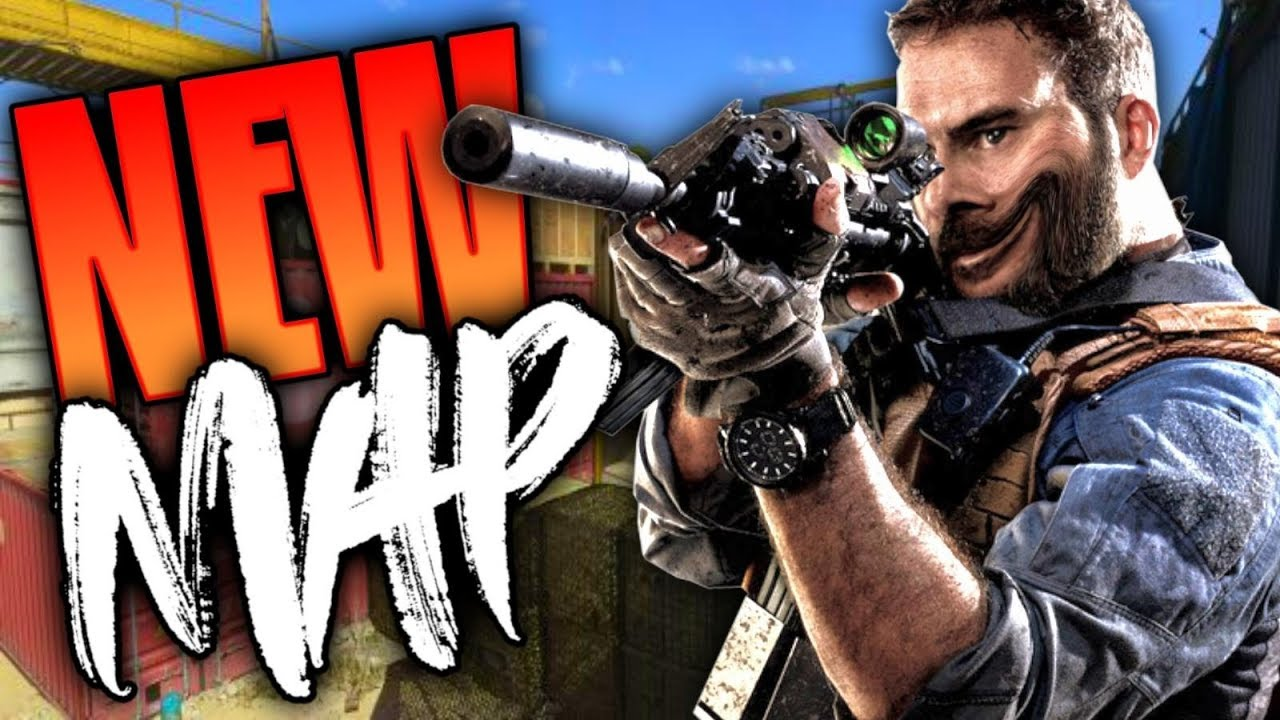 New BEST MAP in Modern Warfare.. (COD MW UPDATE)