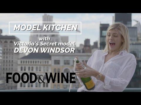 Devon Windsor Reveals The Foods In Her Kitchen | Food & Wine