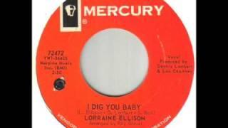 Lorraine Ellison I Dig You Baby