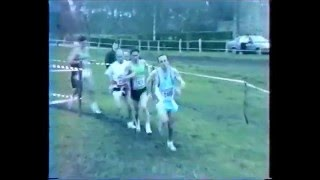 Championnat du Morbihan de Cross Country Arradon janvier 1995
