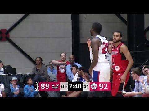 Dwight Buycks (29 points) Game Highlights vs. Windy City Bulls