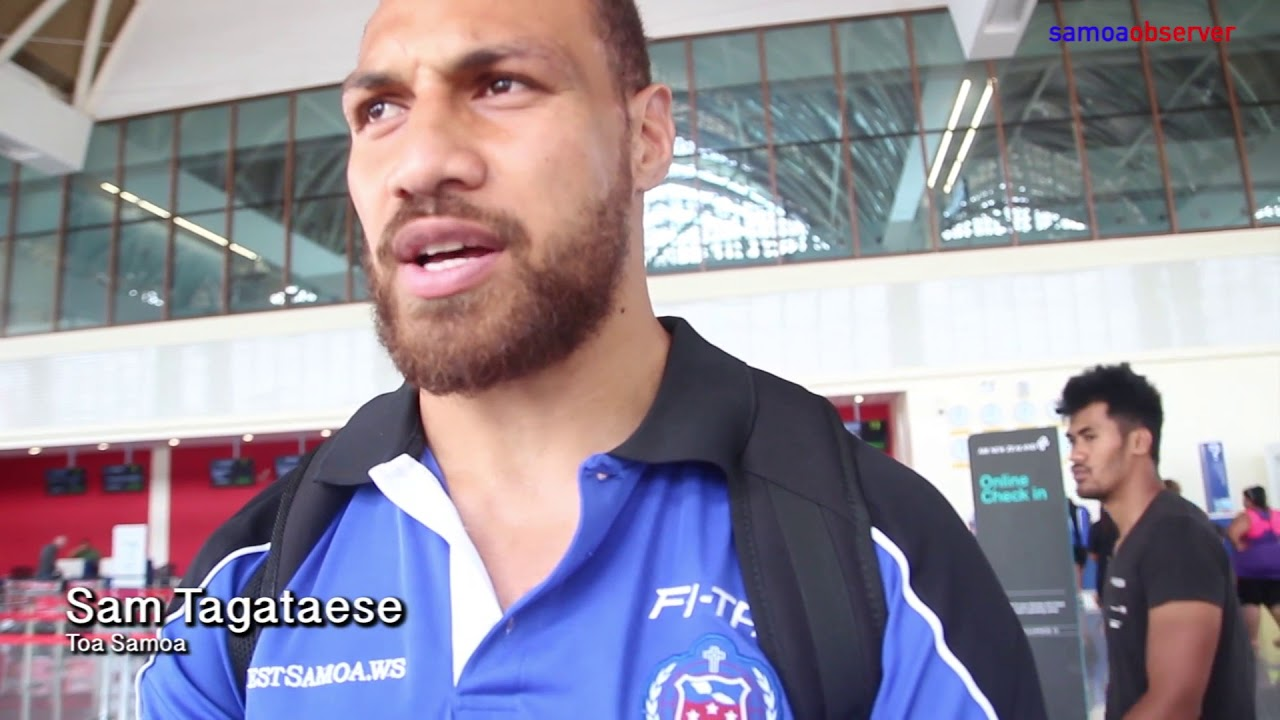 Go well Toa Samoa - Dauer: 100 Sekunden