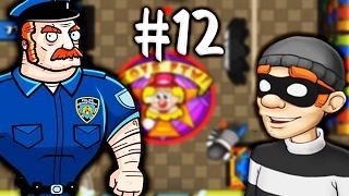 ВОРИШКА БОБ [12] ПРОДОЛЖЕНИЕ Игровой мультик про грабителя по имени Боб Андройд игра Robbery Bob