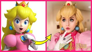 Super Mario IN REAL LIFE 💥 All Characters | WANA Plus