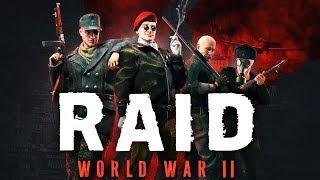 Raid: World War II ► БЕССЛАВНЫЕ УБЛЮДКИ!