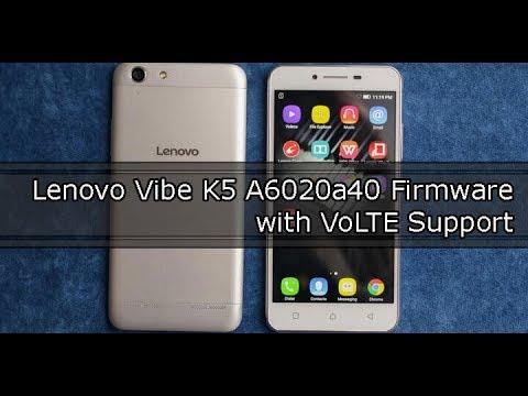 Lenovo K5 Note Frp Tool