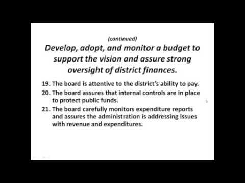Self Assessment, Goal Setting, & Annual Work Plan Webinar