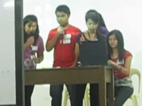 BROADCASTING FILIPINO CONTEST IN PSPC 2012 (CAMILING CATHOLIC SCHOOL)