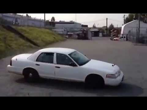 Randy Orton, driving a car, rehearsals of 12 Rounds 2 ...