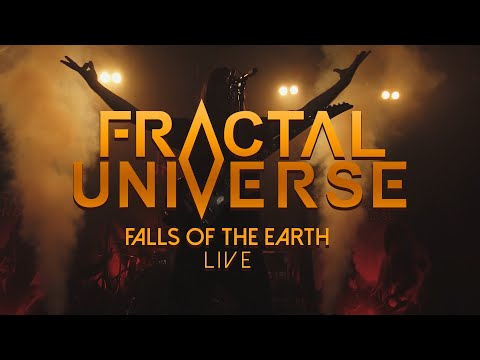 Fractal Universe - Falls of the Earth (LIVE)