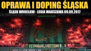 OPRAWA, DOPING: Śląsk Wrocław - Legia Warszawa 09.09.2017