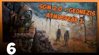 Stalker SGM 2.0 + Geonezis + Atmosfear 3 Прохождение - Часть #6[Разборка с Наёмниками и Леон]