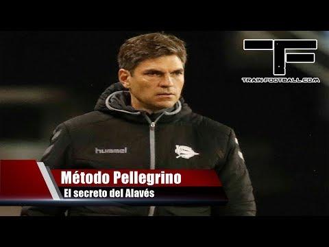 Mauricio Pellegrino y su cuerpo técnico (Deportivo Alavés)