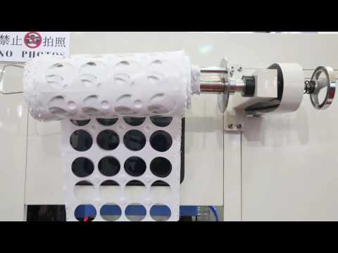 Litai machinery company 2016 ChinaPlas - plastic thermoforming machine