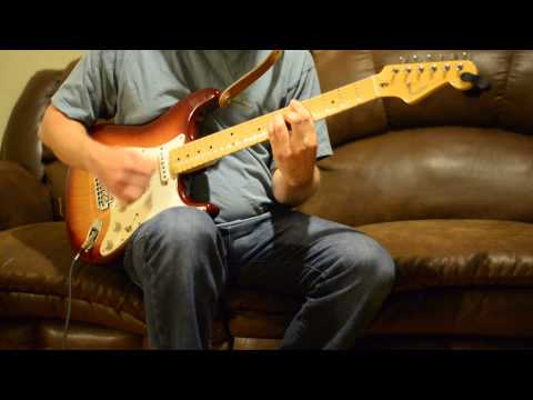 STP Interstate Love song guitar cover