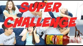 SUPER CHALLENGE with Meg Deangelis